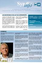 N°36 – septembre 2013